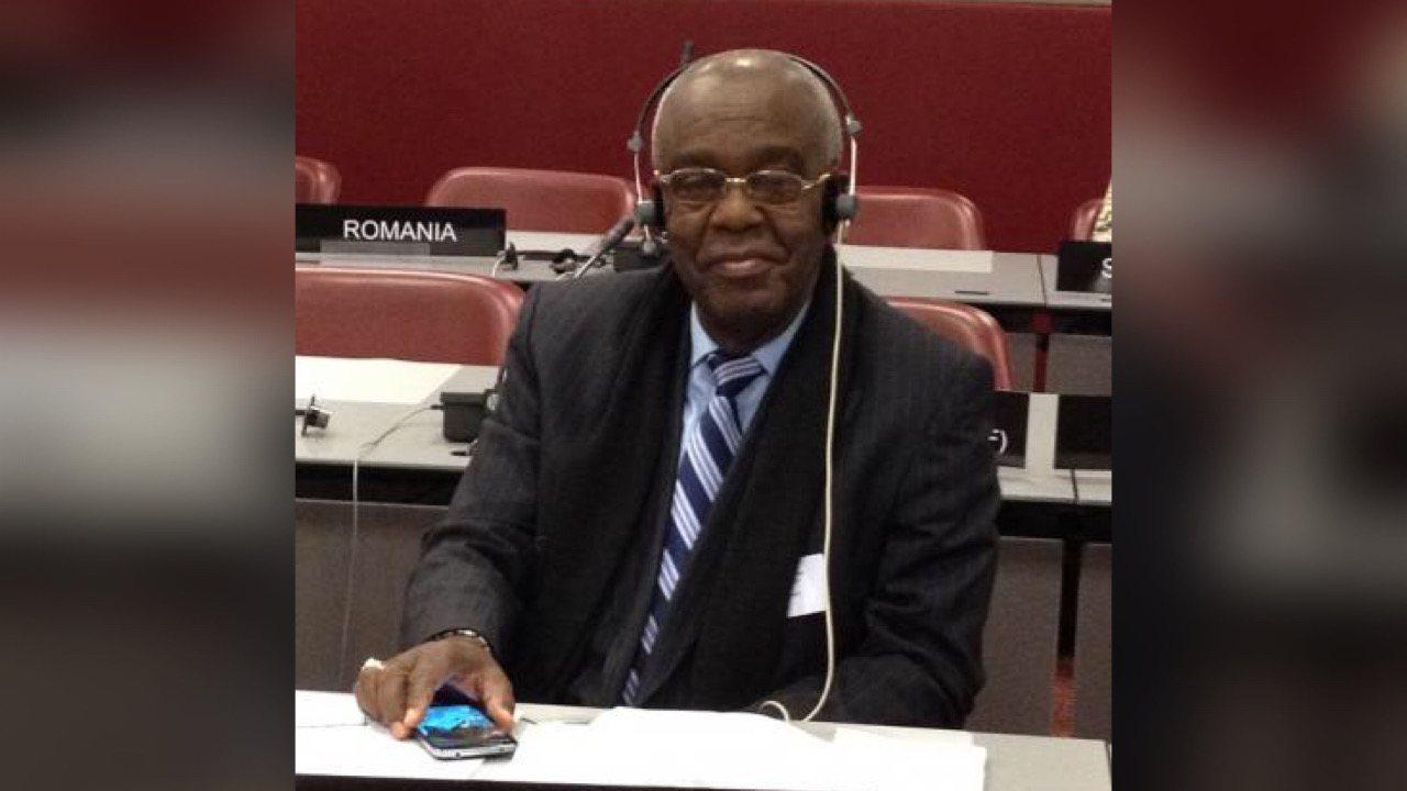 Décès du prolifique chroniqueur Dr Rony Gilot, le Sénat Haïtien en deuil