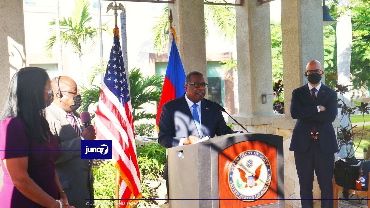 Les émissaires des Etats-Unis encouragent un accord inclusif entre les acteurs haïtiens