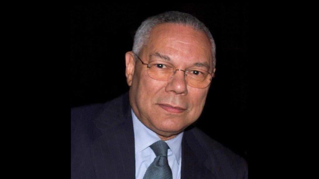 COVID-19: Décès du général Colin Powell, premier noir secrétaire d'État américain