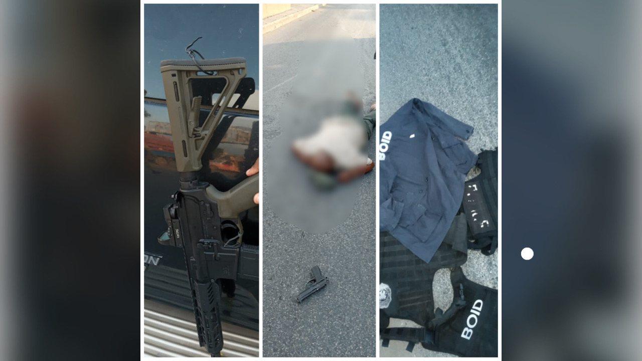 Un présumé bandit tué lors d'échanges de tirs avec des agents de la DCPJ