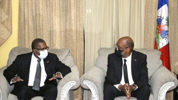 Le PM Ariel Henry a rencontré la délégation américaine pour discuter autour d'une sortie de crise