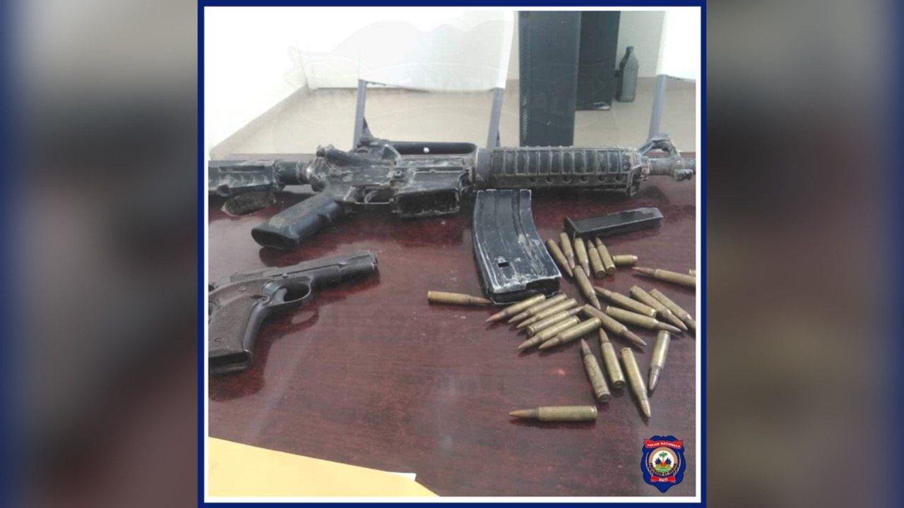Pernier: 4 présumés bandits abbatus lors d'échanges de tirs avec la police et 2 armes à feu saisies