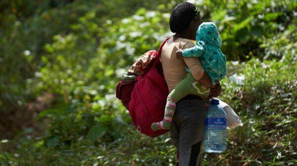 Près de 19000 enfants ont traversé la jungle du Darien entre janvier et septembre 2021