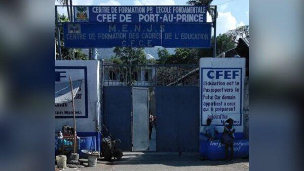 Martissant, les bandits délogent le CFEF, les étudiants cherchent un abri provisoire