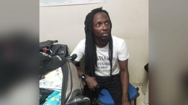 Sajousse Vildeon, un ressortissant américain, arrêté pour trafic d'armes au Cap-Haïtien