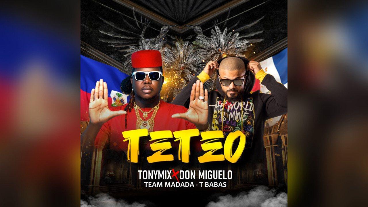 """Musique: """"Teteo"""", le pari gagnant de Tony Mix en complicité avec l'artiste Don Miguelo"""