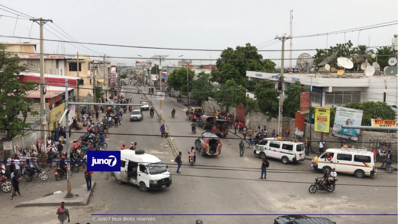 Port-au-Prince: Le mot d'ordre de grève n'est pas totalement respecté