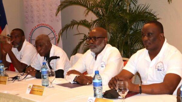 L'Alliance pour la Refondation de la Nation (ARN) officiellement lancée
