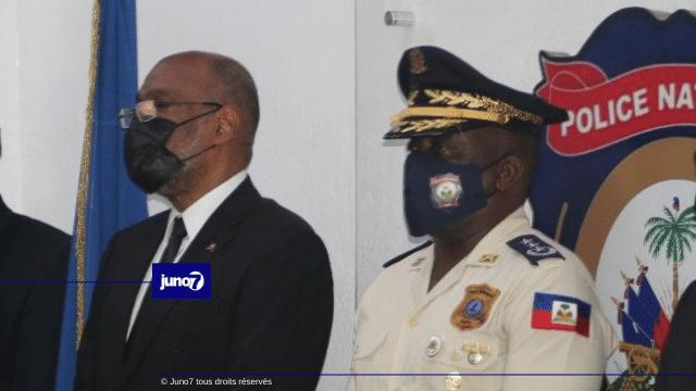 Insécurité : Ariel Henry rencontre le DG Frantz Elbé, La Lime et d'autres ambassadeurs