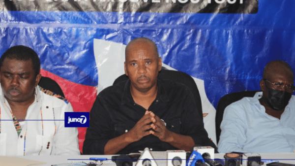 Le SDP réclame la mise en place du gouvernement de consensus avant le 1er novembre