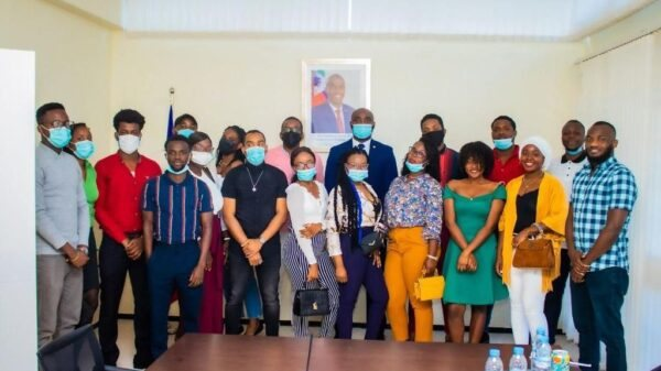 27 boursiers haïtiens accueillis au Maroc