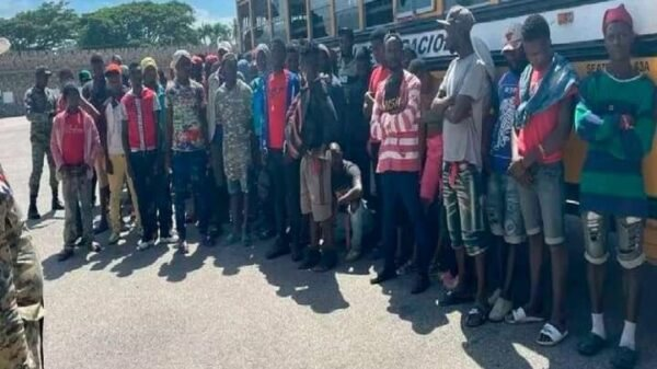 661 haïtiens retenus par la migration dominicaine