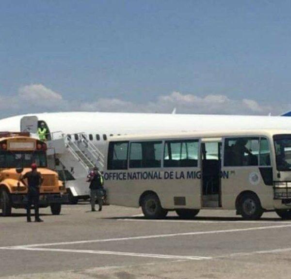 Crise migratoire: au moins 500 enfants étrangers ont été expulsés vers Haïti